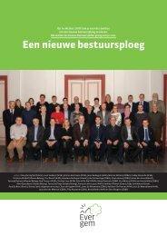 Burggrave februari 2019 - Middenkatern nieuwe bestuursploeg