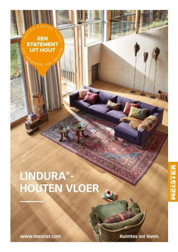Lindura houten vloer