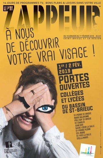 Le P'tit Zappeur - Saintbrieuc #403