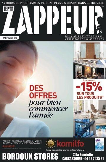 Le P'tit Zappeur - Carcassonne #411