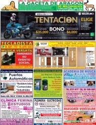 Gaceta de Aragon Enero 2019
