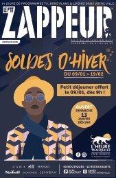 Le P'tit Zappeur - Tours #451