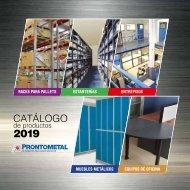 Catálogo Prontometal