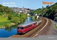 Catalogo Roco 2019 Novità ITA