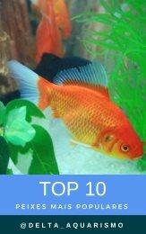 [Ebook] V1 - Top 10 peixes mais populares (1)