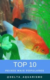 [Ebook] V1 - Top 10 peixes mais populares (1)