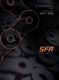 SFR Chain Catalogue 2019 / 2020 v.2.1