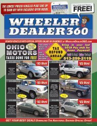 Wheeler Dealer 360 Issue 03, 2019
