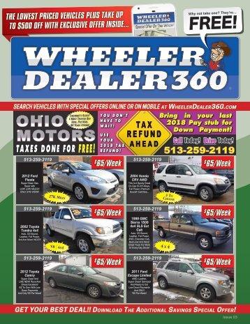 Wheeler Dealer 360 Issue 03, 2018
