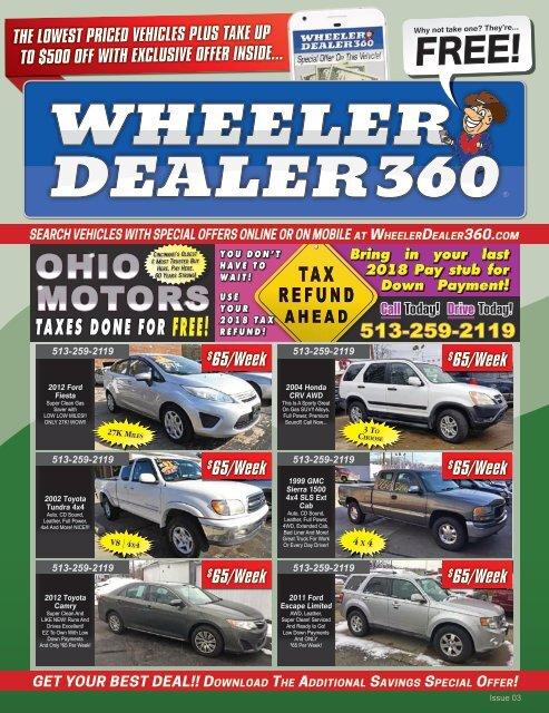 Wheeler Dealer 360 Issue 03, 2019