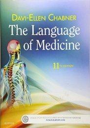 read online The Language of Medicine, 11e  [FREE]