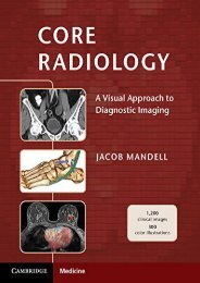 Ebooks download Core Radiology: A Visual Approach to Diagnostic Imaging  [DOWNLOAD]