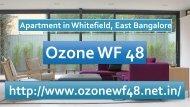 Ozone WF48 - ozonewf48.net.in