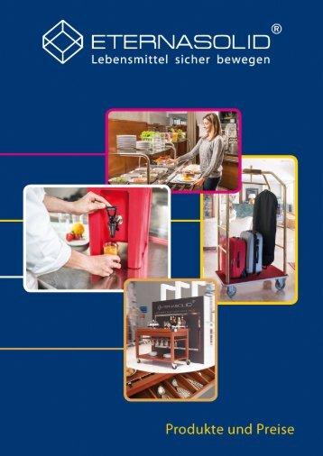 ETERNASOLID® - Produkte und Preise