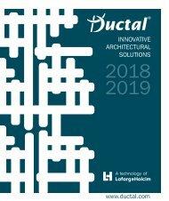 Ductal® EN - Brochure
