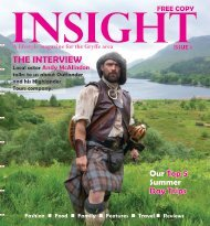 INSIGHT Magazine - Issue 1
