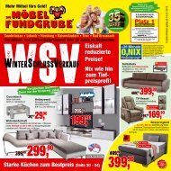 Die Möbelfundgrube - KW3