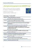 """Fachsymposium """"Energieversorgung in der SMART-City"""" 2019 - Seite 4"""