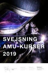 Svejsning AMU-Kurser 2019 Svendborg Erhvervsskole & Gymnasier