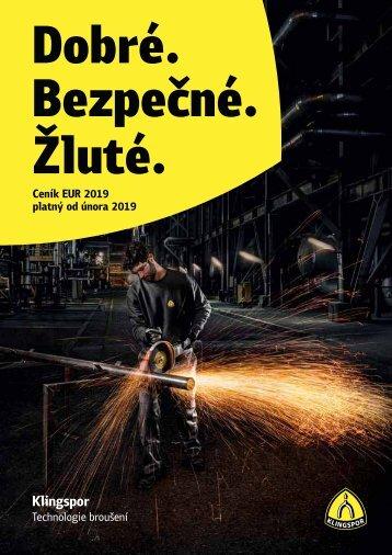 Preisliste 2019 - Tschechien_EUR