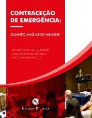 Contraceção de Emergência_13º Congresso das Farmácias