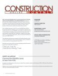 Dallas Construction Monthly February 2019 - Page 6