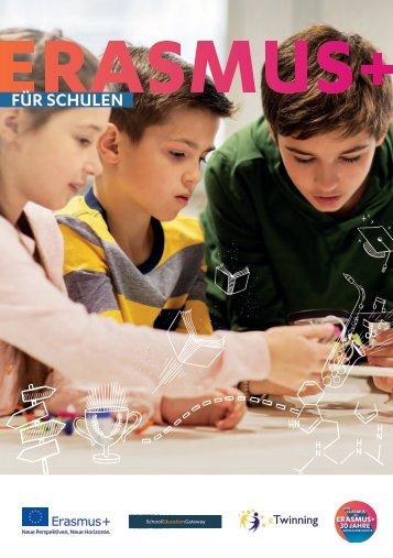 Erasmus+ für Schulen