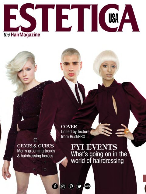 ESTETICA Magazine USA (4/2018)