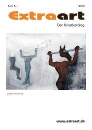 EXTRAART Der Kunstkatalog 2019