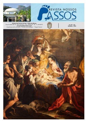 Revista Nossos Passos Ed. Dezembro