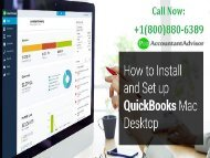 Ways to Install and Set up the QuickBooks Mac Desktop