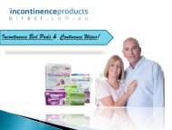 Disposable Bed Pads For Incontinence