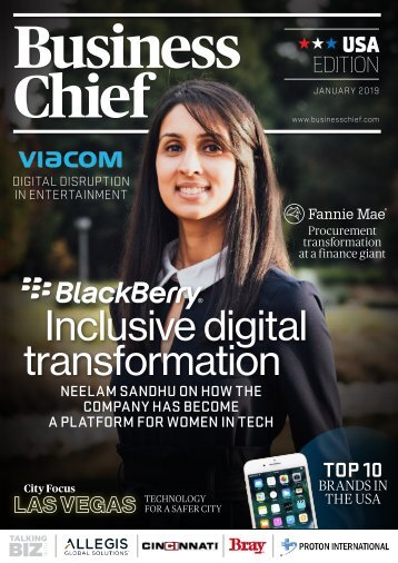 Business Chief USA January 2019