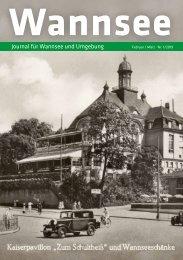 Wannsee Journal Feb/Mrz 2019