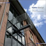 Booklet hamo 06-09 - hamodesign shops & stores architektur ...