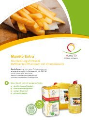 Maxfrit-Mamito Extra Produktblatt