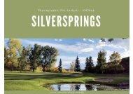 Silverspring Golfcourse Site Analysis