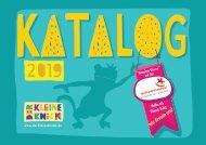 DER KLEINE KNICK | KATALOG 2019