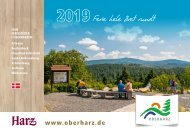 Holiday Magazin Oberharz (Danish)