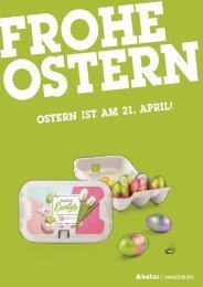 Frohe Ostern - Die Osterfreunde 2019