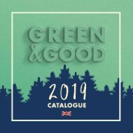 Green & Good 2019 Catalogue