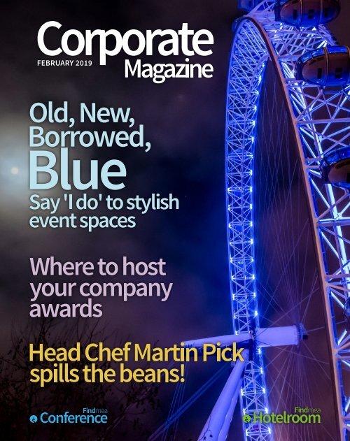 Corporate Magazine February 2019