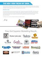 Spectrum Marketing Furniture Direct Mail Catalog - Page 2