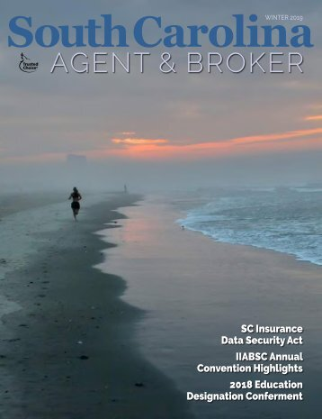 South Carolina Agent & Broker Winter 2019