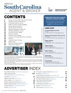 South Carolina Agent & Broker Winter 2019 - Page 4