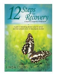 12 Steps for Recovery & Recovery Companion Workbook A guide