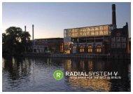 03 Main Hall - Radialsystem V