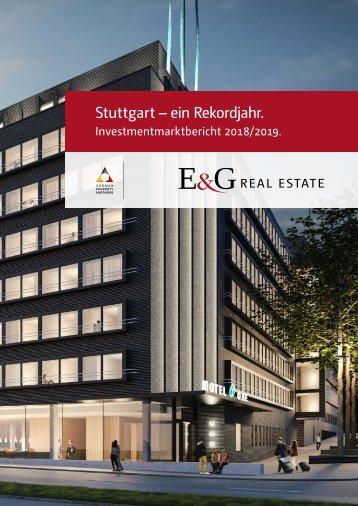 E & G Investmentmarktbericht Stuttgart 2018_2019