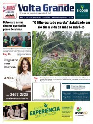 Jornal Volta Grande | Edição 1149 Forq/Veneza