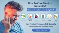 How To Cure Tinnitus Naturally